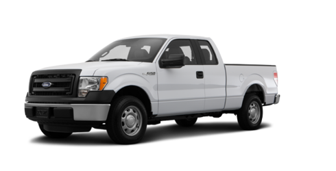 Home > New Vehicles > Ford F-150 XL 2014