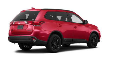 2018  Outlander SE AWC ANNIVERSARY EDITION