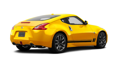 2019  370Z Coupe Heritage Yellow