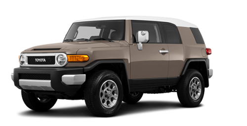 2014 toyota fj cruiser for sale in montreal spinelli toyota. Black Bedroom Furniture Sets. Home Design Ideas