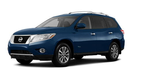 2015 Nissan Pathfinder Exterior Autos Post