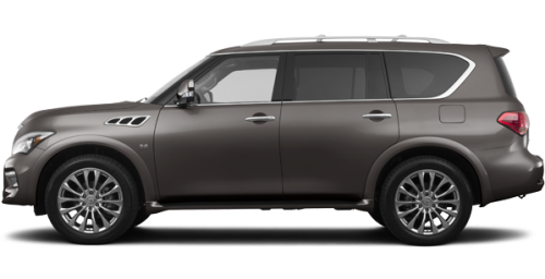 new 2016 infiniti qx80 8 passenger for sale in montreal spinelli infiniti. Black Bedroom Furniture Sets. Home Design Ideas