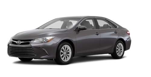 Toyota Camry LE 2016