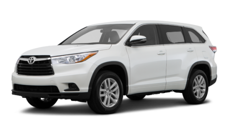2016 toyota highlander le in montreal near laval spinelli toyota lachine. Black Bedroom Furniture Sets. Home Design Ideas