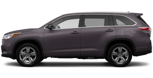 Toyota Highlander LIMITED AWD 2016