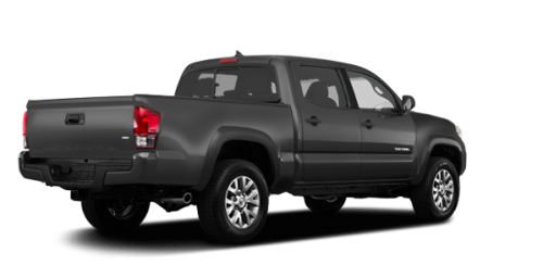 2016 toyota tacoma 4x4 double cab v6 sr5 spinelli toyota pointe claire quebec. Black Bedroom Furniture Sets. Home Design Ideas