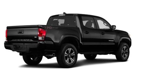 Toyota Tacoma 4x4 CABINE DOUBLE V6 TRD SPORT 2016