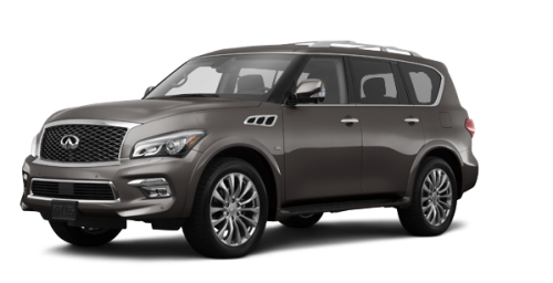 INFINITI QX80 7 PLACES 2017