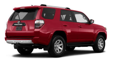 2017 Toyota 4runner Trd Off Road Mendes Toyota In Ottawa