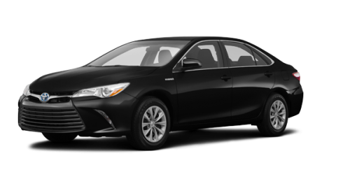 Toyota Camry Hybrid LE 2017