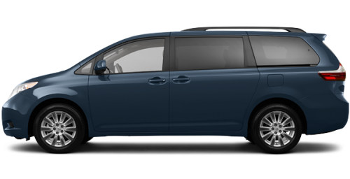 2017 toyota sienna le awd in montreal west island spinelli toyota pointe claire. Black Bedroom Furniture Sets. Home Design Ideas