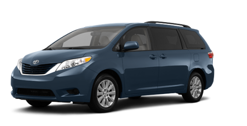toyota sienna le awd 2017 montr al pr s de laval spinelli toyota lachine. Black Bedroom Furniture Sets. Home Design Ideas
