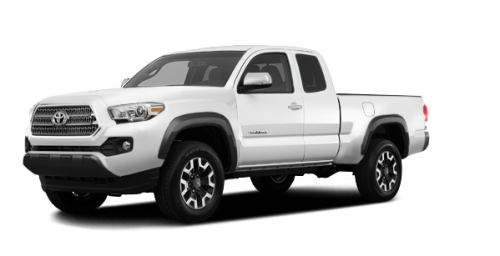 2017 toyota tacoma 4x4 access v6 trd off road in montreal west island spinelli toyota pointe. Black Bedroom Furniture Sets. Home Design Ideas