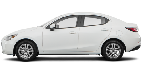 Toyota Yaris Sedan PREMIUM 2017