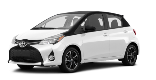 Toyota Yaris Hatchback 5-DOOR SE 2017