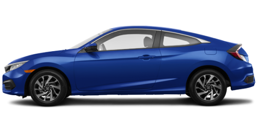 Honda Civic Coupe LX 2018
