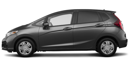 Honda Fit DX 2018