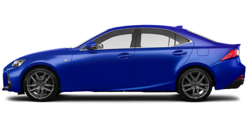 Lexus IS 300 RWD F SPORT 2018