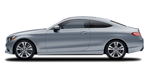 Mercedes-Benz C-Class Coupe 300 4MATIC 2018