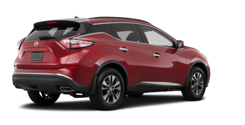 New 2018 Nissan Murano SV for sale in Montreal | Spinelli Nissan