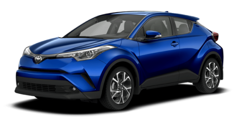 Toyota C-HR BASE 2018