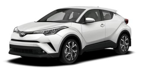 Toyota Certified Pre-Owned >> 2018 Toyota C-HR BASE - Kingston Toyota in Kingston
