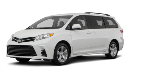 2018 toyota sienna le in montreal near laval spinelli. Black Bedroom Furniture Sets. Home Design Ideas