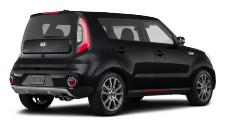 Kia Soul SX TURBO 2019