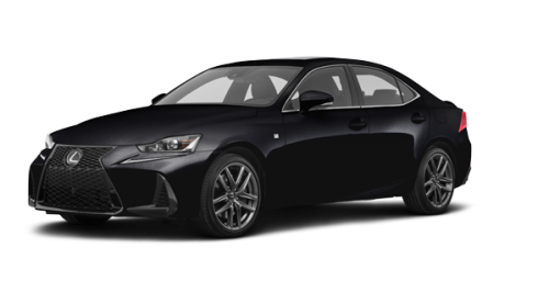 Lexus IS 350 AWD F SPORT 2019
