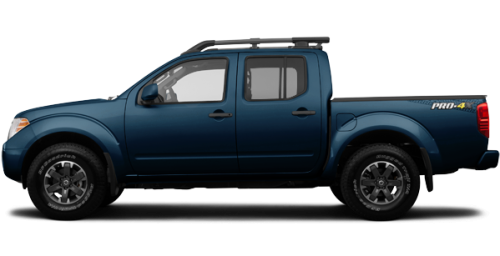 New 2019 Nissan Frontier Crew Cab Pro 4x For Sale In