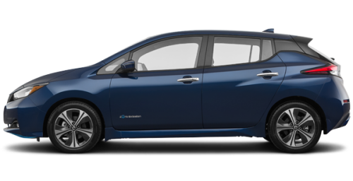 New 2019 Nissan Leaf SL PLUS for sale in Montreal ...