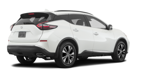 New 2019 Nissan Murano SV for sale in Montreal | Spinelli ...