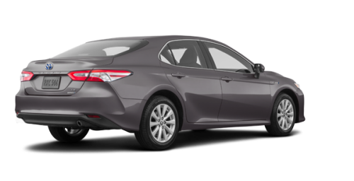 Toyota Camry Hybrid LE 2019