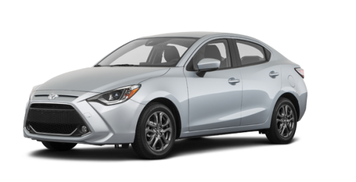 Toyota Yaris Berline XLE 2019