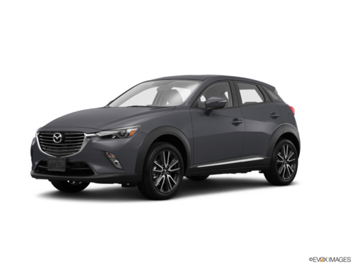 Mazda CX-3 GT FWD at 2018