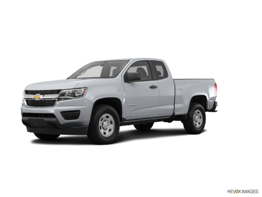 CHEVY TRUCKS COLORADO CREW 4X4 4WT 2017