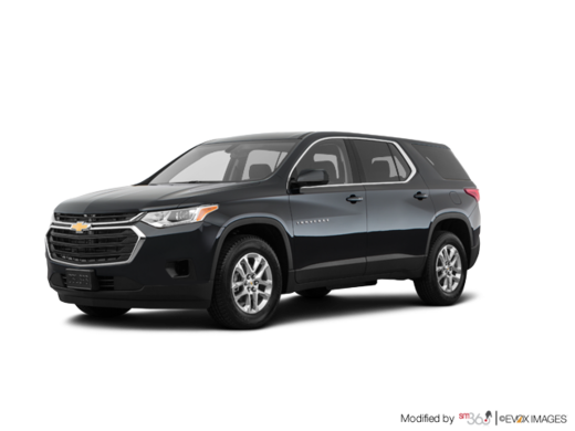 CHEVY TRUCKS TRAVERSE AWD 1LT 2018