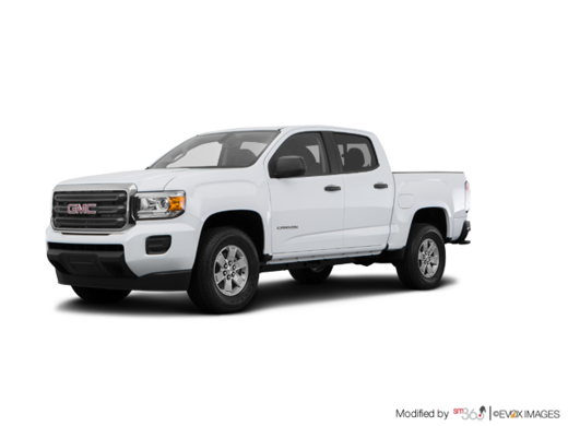 GMC CANYON CREW 4X4 4SB 2018
