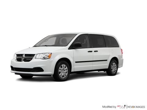 Dodge Grand Caravan MULTIPLACES 2016