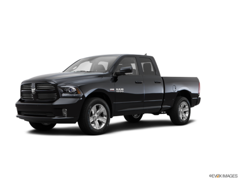 Ram 1500 SPORT V8 4x4 A/C 2016