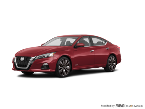 Nissan ALTIMA SEDAN EDITION ONE 2019