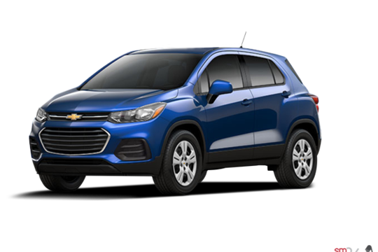 new 2017 chevrolet trax ls near kitchener waterloo john bear new hamburg. Black Bedroom Furniture Sets. Home Design Ideas