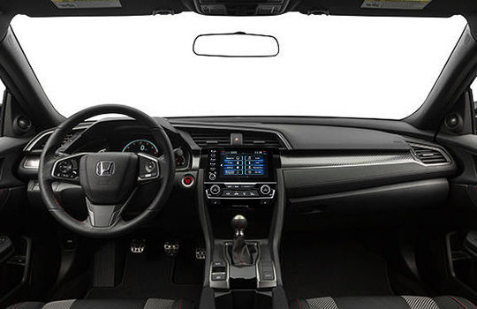 2019 Honda Civic Sedan Si