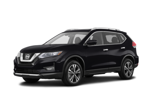New 2019 Nissan Rogue SV in Upper Onslow | Truro Nissan