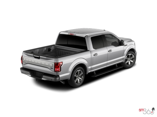 2015 Ford F150 Platinum Exterior Autos Post