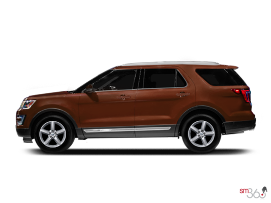 Ford Explorer XLT 2020 - Richport Ford in Richmond, British Columbia