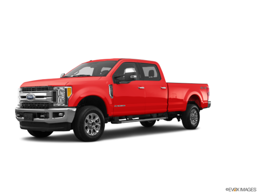 2017 Ford Super Duty F-250 SRW XLT