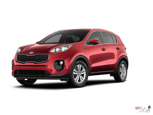 kia st constant kia sportage 2 4l lx rouge 2017 vendre saint constant. Black Bedroom Furniture Sets. Home Design Ideas