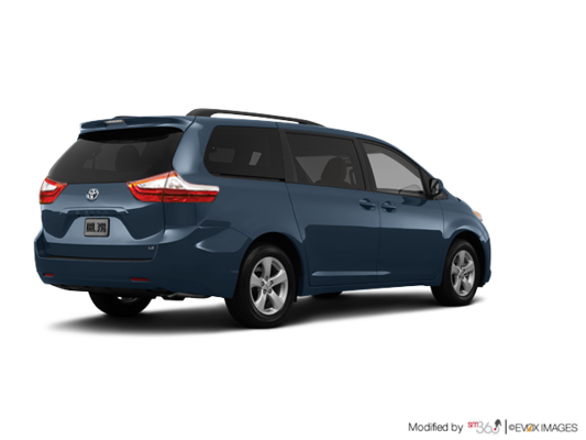 New 2017 Toyota Sienna Le For Sale In Pincourt