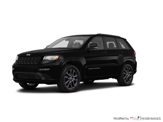Jeep Grand Cherokee High Altitude II 2018